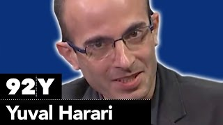 Yuval Harari with Dan Ariely: Future Think-From Sapiens to Homo Deus