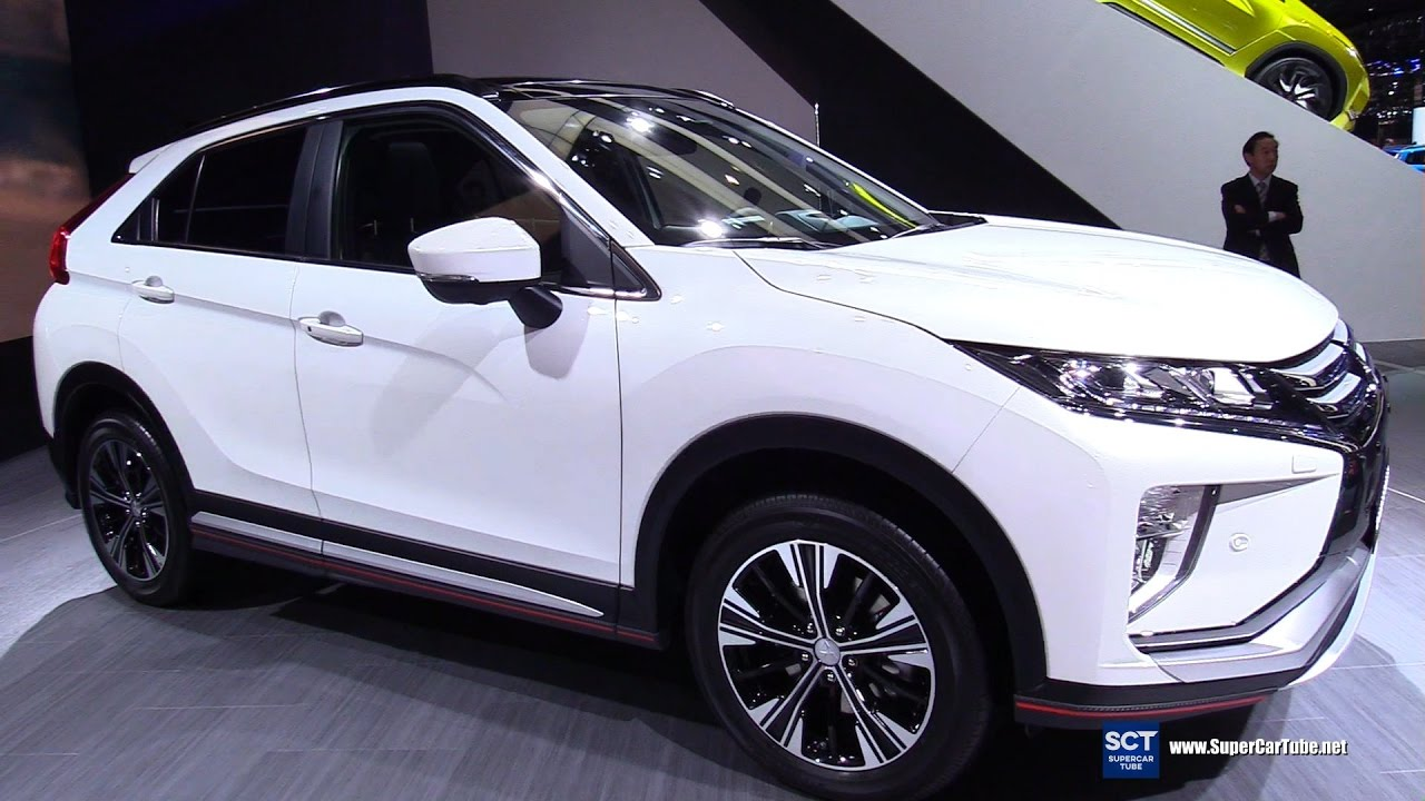 2018 mitsubishi eclipse cross.  2018 2018 mitsubishi eclipse cross  exterior interior walkaround world debut  2017 geneva motor show intended mitsubishi eclipse cross