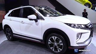 2018 Mitsubishi Eclipse Cross - Exterior Interior Walkaround - World Debut 2017 Geneva Motor Show