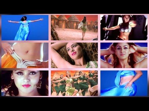 Simran hot compilation of navel & seductive expressions
