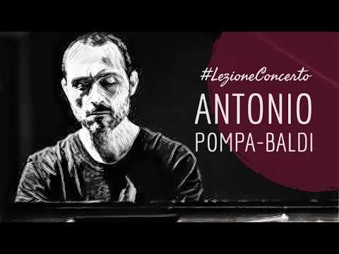 Q&A with Antonio Pompa - Baldi #LezioneConcerto