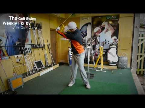 The Golf Swing Weekly Fix Swingyde Clubface Control and Chicken Wing
