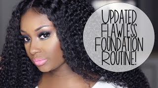 Flawless Foundation Routine for Oily Acne Prone Skin Makeupd0ll