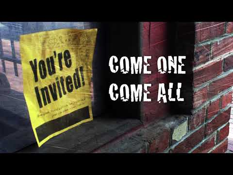 You're Invited - Landon Michael™ [Official Lyric Video]