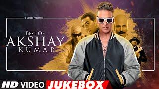 Birthday Special: BEST OF AKSHAY KUMAR SONGS | Video Jukebox | Hit Songs of Akshay Kumar  | T-Series