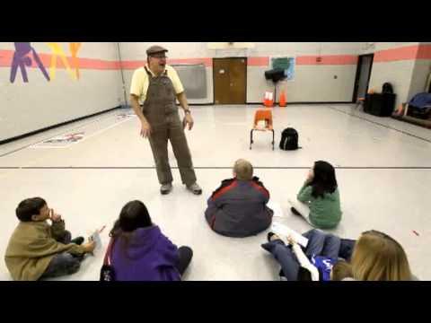 Read-a-Thon at Ida Rankin Elementary School