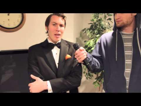 James DeFrances HD Fan Talk December 2012 Interview with MC Matthew