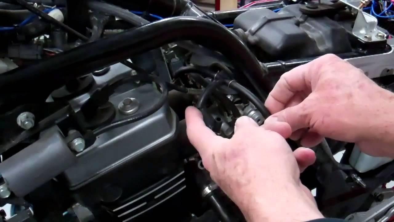 Kawasaki Ninja 250 Gas Tank
