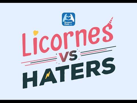RESPECT ZONE - Licornes vs. Haters
