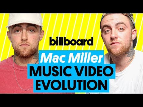Mac Miller Music Video Evolution: 'Get Up!' to 'Self Care' | Billboard