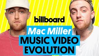 Mac Miller Music Video Evolution: 'Get Up!' to 'Self Care'   Billboard