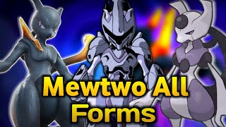 Mewtwo all forms | All mewtwo evolution | Hindi Pokevilla z