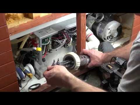 GFCI Breaker Trip Diagnosis Heater Replacement Hot Tub How T