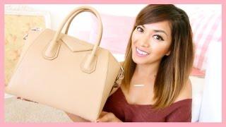 WHAT'S IN MY BAG?! ♡ Givenchy Antigona - ThatsHeart Thumbnail