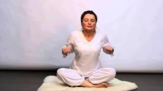 Кундалини Йога в Омске Svetlana Kava(9 минутная крийя