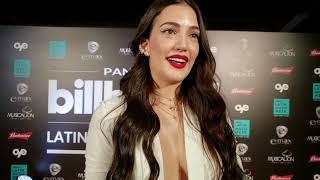 Alfombra Roja y 'show' en el Billboard Latin Music Showcase - Musicalion 2019