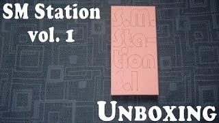 unboxing sm station season 1