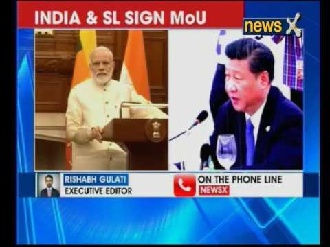 Mou signed between India & Sri Lanka