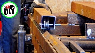Homemade Sawmill #13 - The Carriage
