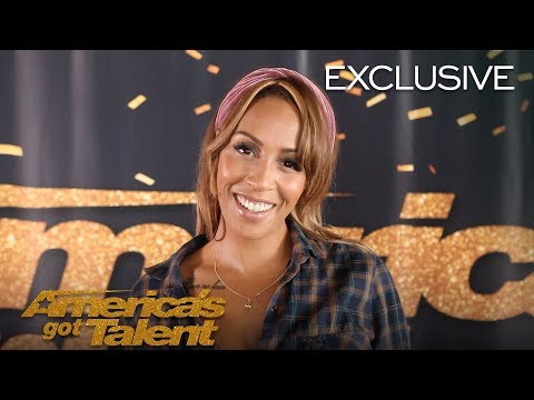 Glennis Grace Opens Up About Performing On AGT - America's Got Talent 2018