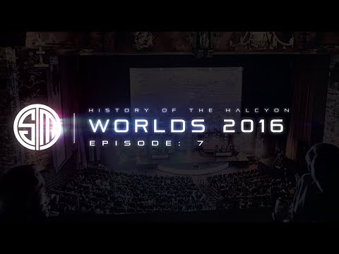 History of the Halcyon: Episode 7 - WORLDS