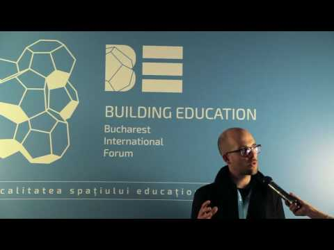Building Education Bucharest 2016: Arh. Jan Schellhoff, UNStudio