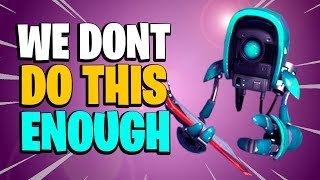 LETS TALK!!! Scammer Gets Scammed Fortnite Save the World YouTubers