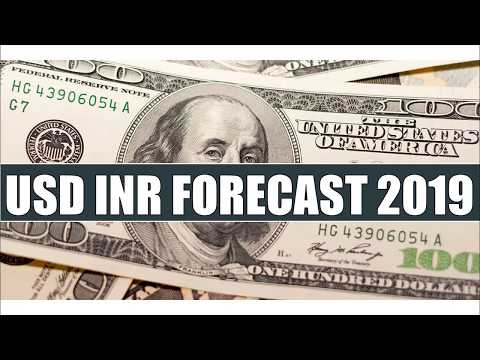 Dollar Rupee Forecast 2019