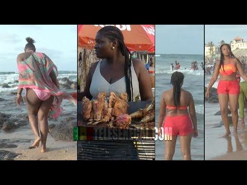 Vacances 2017 Ambiance des plages de Dakar
