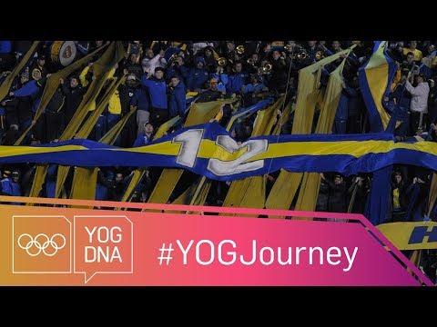 Boca Juniors - Tour of Buenos Aires #YOGjourney