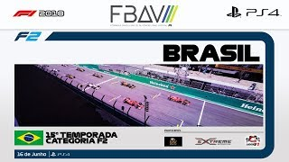 FBAV E-Sports F2-PS4 GP do Brasil FINAL