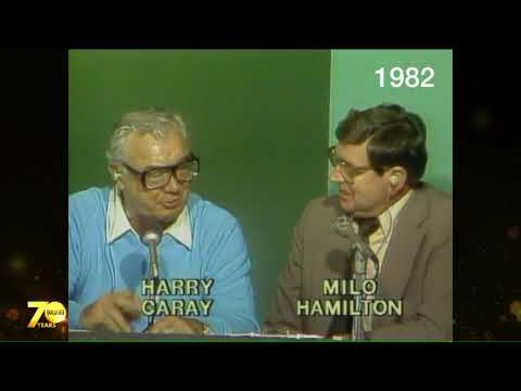 WGN`s 70th Birthday: The Cubs and Channel 9