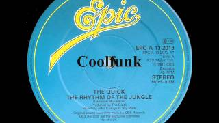 "The Quick - The Rhythm Of The Jungle (12"" Electro Disco-Funk 1981)"