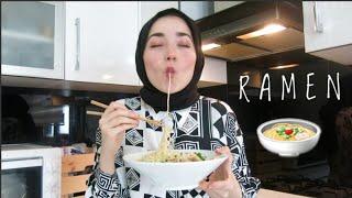 Tavuklu Ramen Tarifi   Tattım ve yaptım! Sümeyye Karaca - Yemek Tarifleri