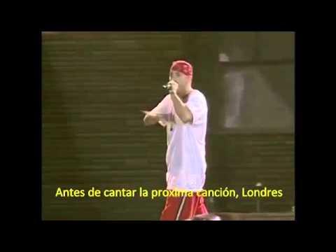 "Eminen Ft Dido Live""Stan"" Sub Español"