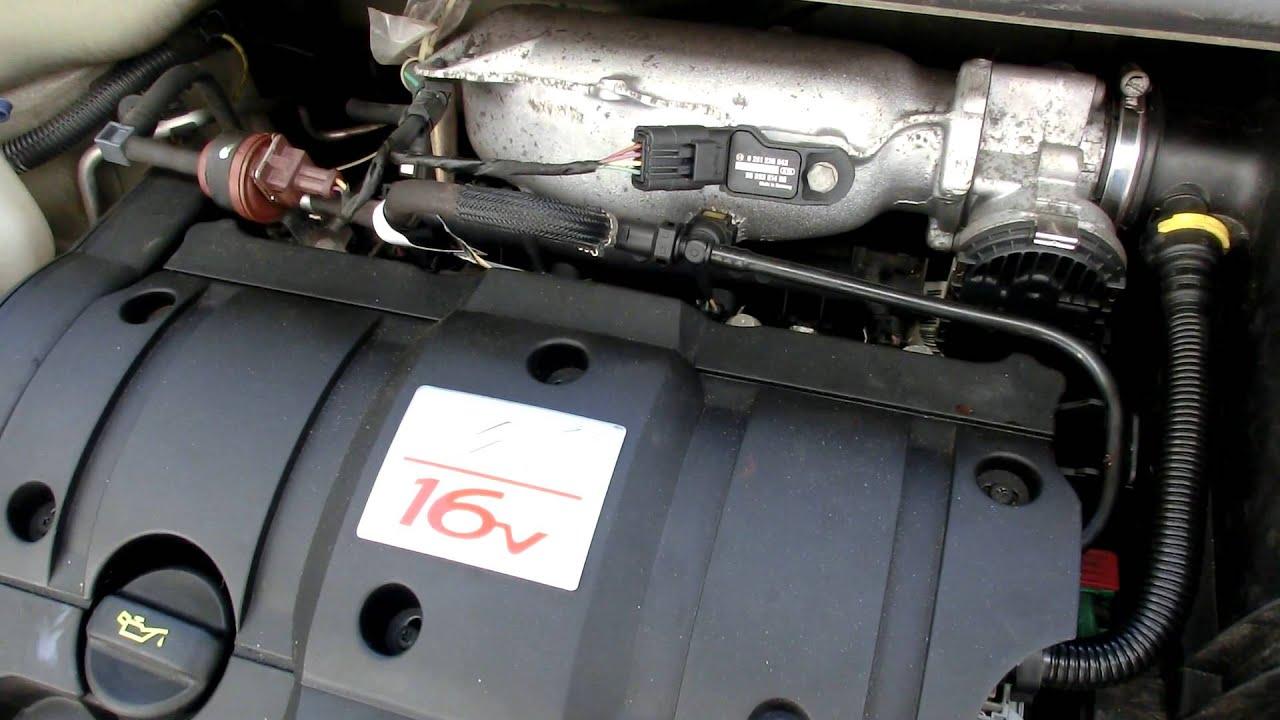 Citroen C2 Vts Metallisches Motor Klackern Wenn Kaltstart