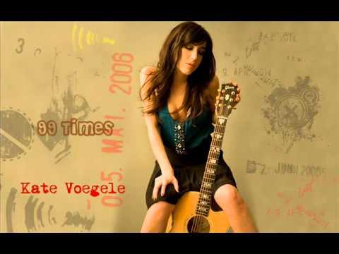 Kate Voegele - 99 Times - Instrumental/Karaoke