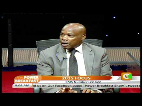 Power Interview with Dr.Karuti Kanyinga-Analyst Part 1