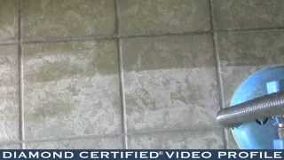 North Coast Carpet Care - Diamond Certified Video Profile