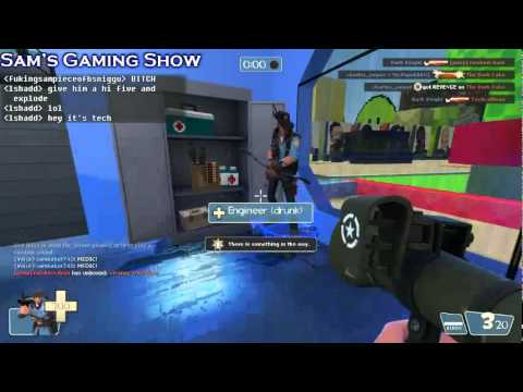 Team Fortress 2 (Liveshow Archive) - The Funny Drunk Guy