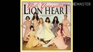 Girls' Generation (소녀시대) - Lion Heart - 2x Speed Up Challeng…