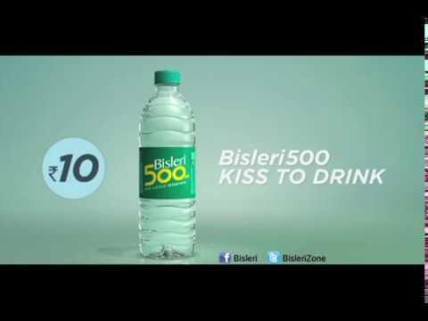 Bisleri Kiss To Drink Case Study