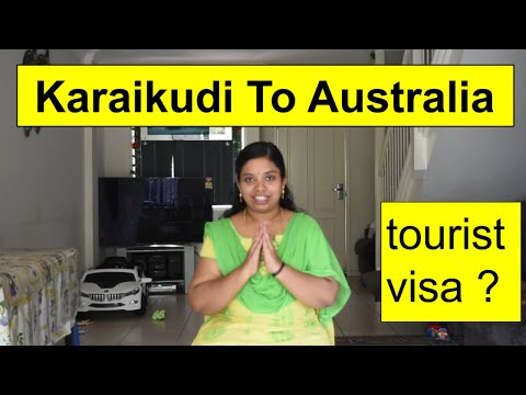 How My Dad Came To Australia In Tourist Visa ! || Tourist Visa To Australia?