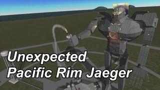 KSP - Unexpected Pacific Rim Jaeger