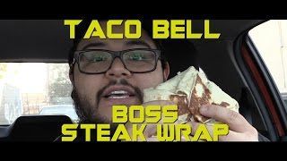 taco bell boss wrap steak and potatoes