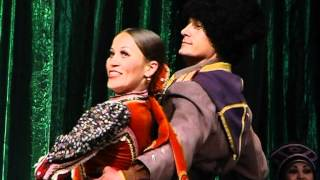 государственный ансамбль Забайкальские казаки