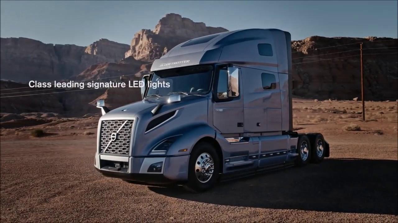 Lançamento: Veja primeiras imagens do novo Volvo VNL (caminhão bicudo com muita tecnologia e ...