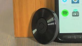 Google's Chromecast Audio is small but powerful