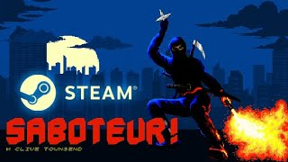 Saboteur! for PC & Mac with Retro DLC  - Steam Release 30.11.2018