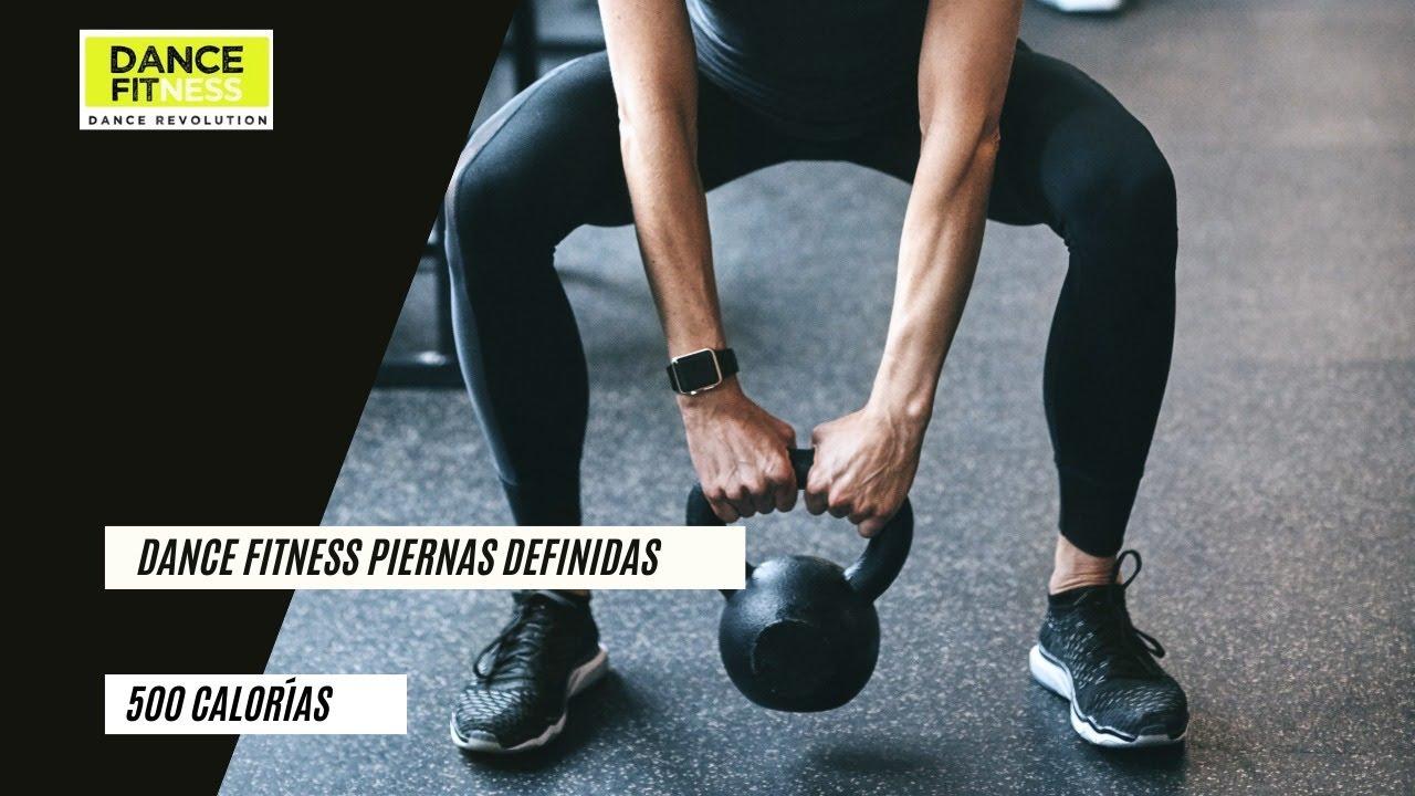 dance fitness piernas definidas